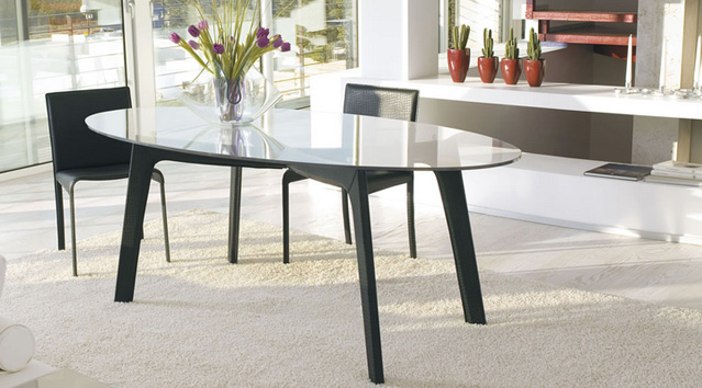 Creative of Oval Dining Table 15 Gorgeous Oval Dining Table Designs Home Design Lover