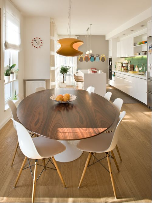 Creative of Oval Modern Dining Table Oval Dining Table Modern Houzz