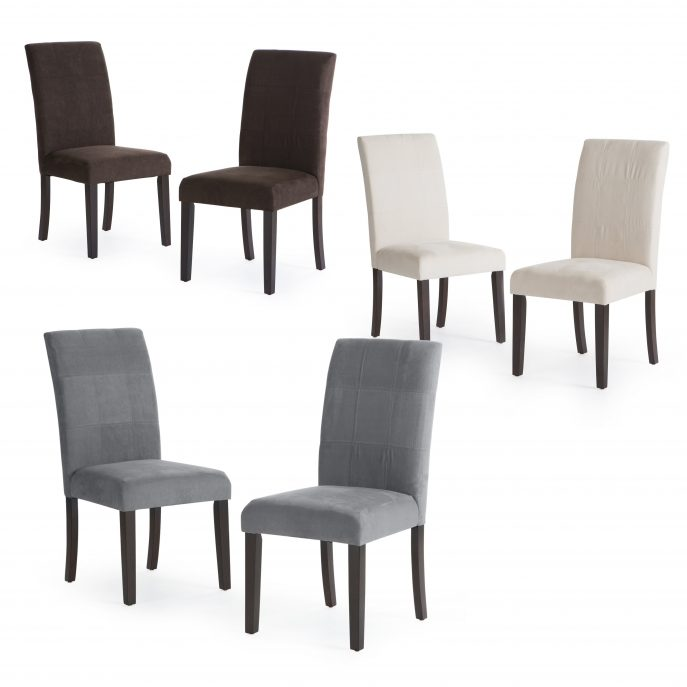 Creative of Parsons Dining Chairs With Arms Dining Room Slip Covered Dining Chairs Dining Rooms