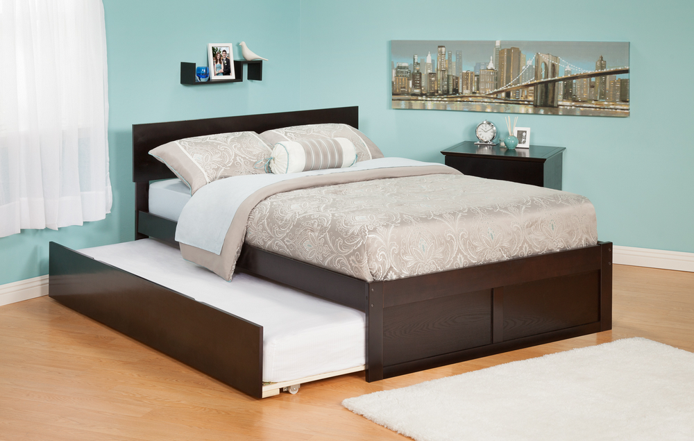 Creative of Queen Bed With Bed Underneath Wood Queen Bed With Twin Trundle All The Advantages Of Queen Bed
