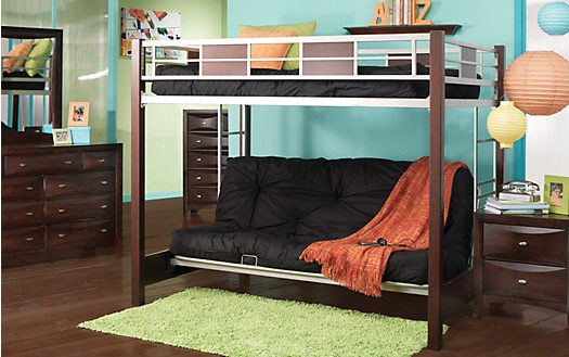 Creative of Rooms To Go Futon Bed Rooms To Go Futon Bunk Bed Modern Dorel Full Over Metal Multiple