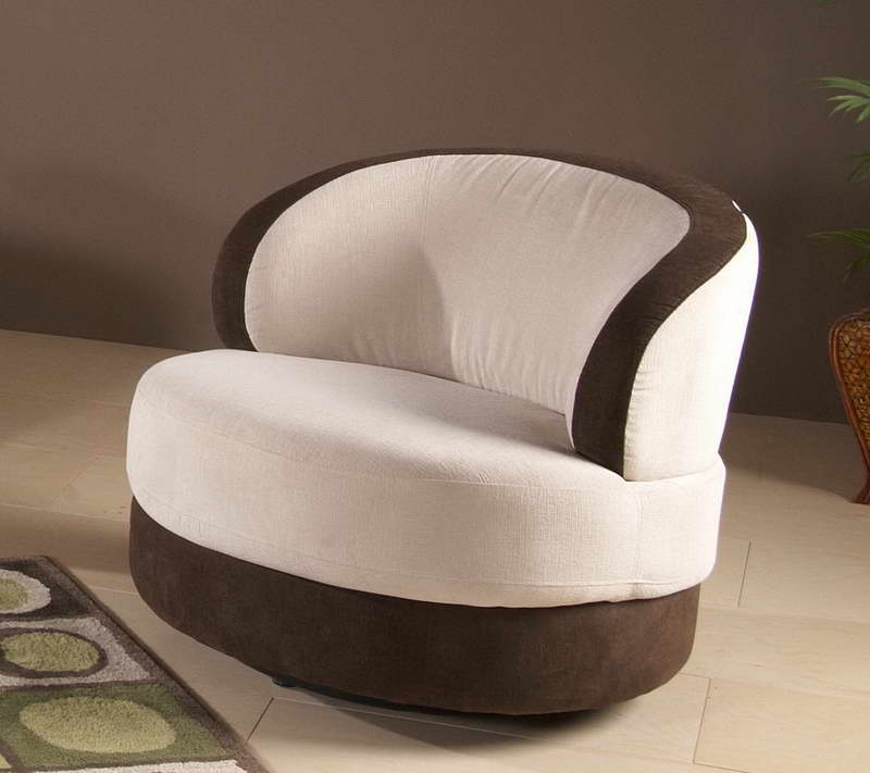 Creative of Small Swivel Accent Chair Fashionable Swivel Accent Chairs For Living Room Home Furniture