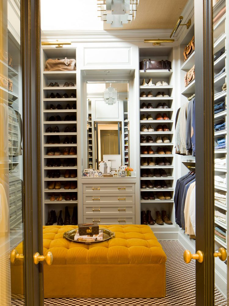 Creative of Small Walk In Closet Design 75 Cool Walk In Closet Design Ideas Shelterness