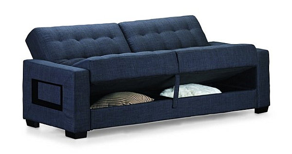 Creative of Sofa Bed With Storage Underneath Futon Beds With Storage Modern Home Interior Ideas With Stylish