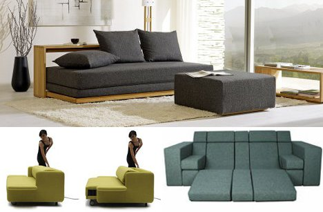 Creative of Sofa That Turns Into A Bed Beyond Sofa Beds 7 Creative New Kinds Of Sleeper Couch Urbanist