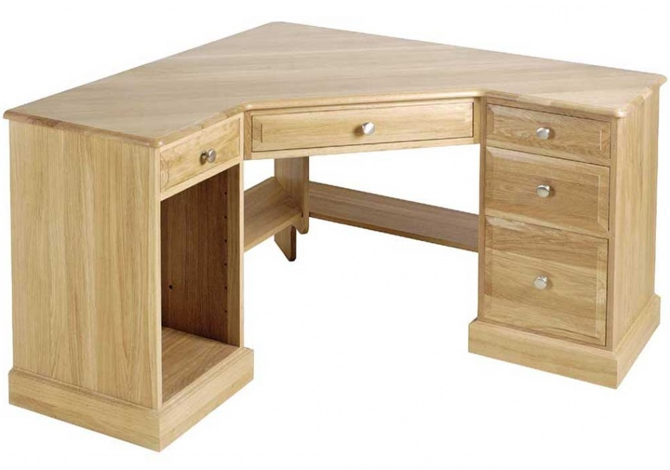 Creative of Unfinished Furniture Desk Corner Desk Home Office Furniture Absurd Unfinished Oak Pertaining