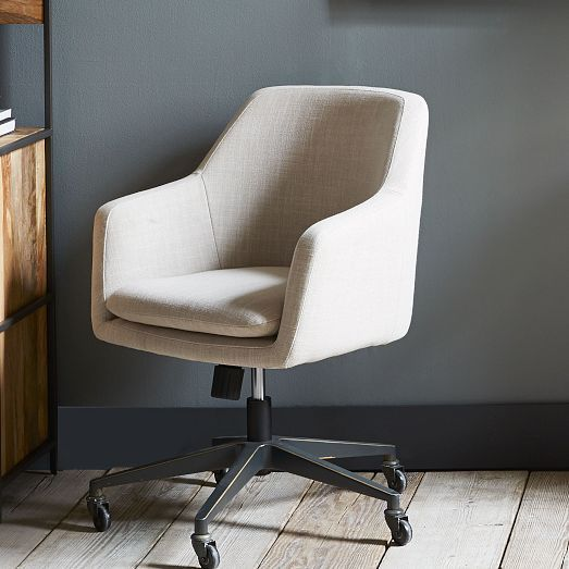 Creative of Upholstered Office Chair Good Upholstered Office Chair On Casters 11 For Your Home Remodel