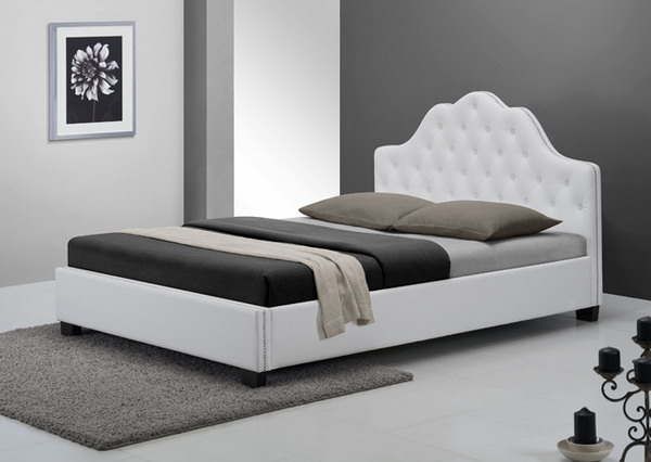 Creative of White King Size Bed Cassidy White King Size Bed Home Interior Design 27576