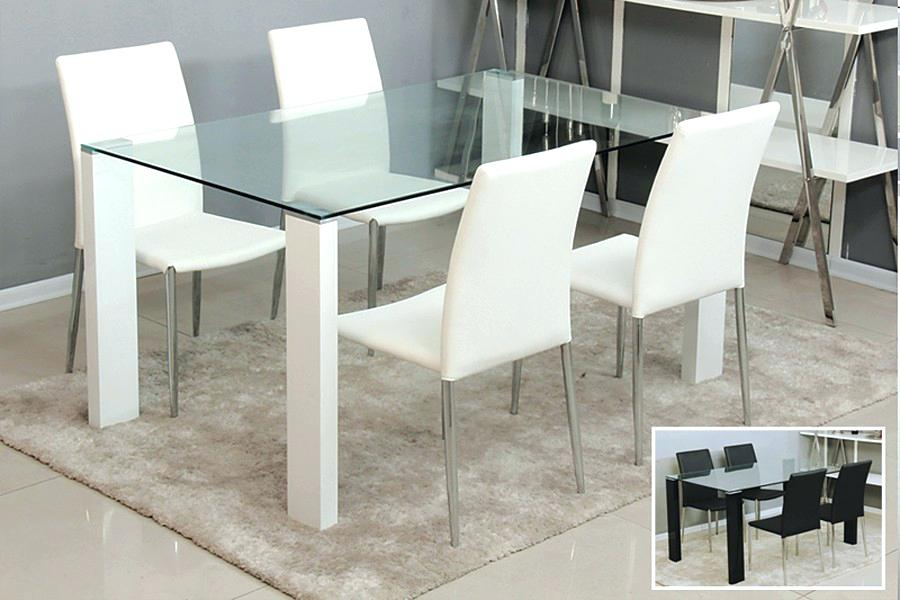 Creative of White Lacquer Dining Table Modern White Dining Table Modern Mitventuresco