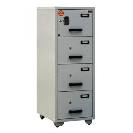 Elegant 4 Drawer Metal File Cabinet With Lock File Cabinet With Locking Drawers 4 Drawer Metal File Cabinet With