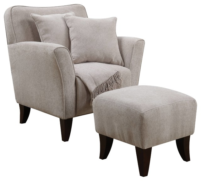 Elegant Accent Arm Chair With Ottoman Cozy Accent Chair With Ottoman Pillows And Throw Armchairs And