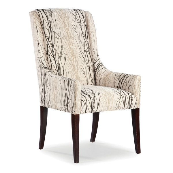 Elegant Armchair Style Dining Chairs Best 25 High Back Dining Chairs Ideas On Pinterest Kitchen