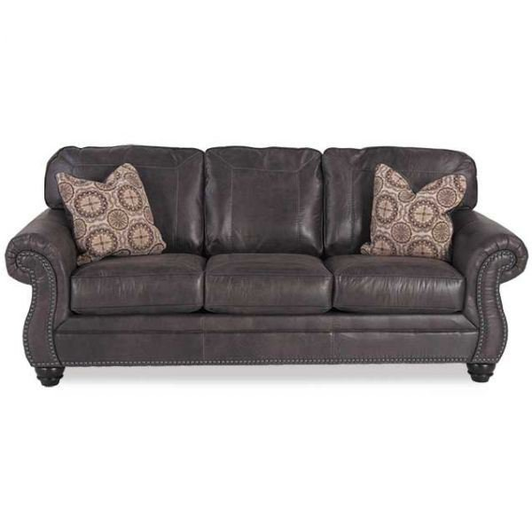 Elegant Ashley Gray Leather Sofa Breville Charcoal Sofa Bb 800s Ashley Furniture Afw