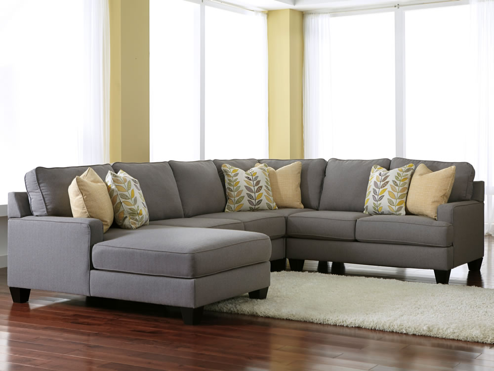 Elegant Ashley Gray Leather Sofa New Ashley Furniture Gray Sofa Home Design Stylinghome Design