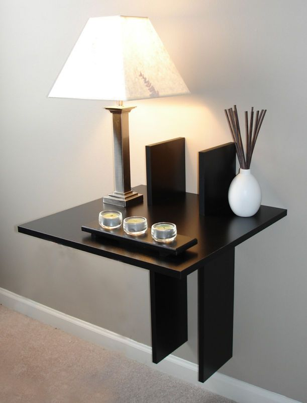 Elegant Black Bedroom End Tables 13 Best Floating Nightstands Images On Pinterest Bedroom Decor