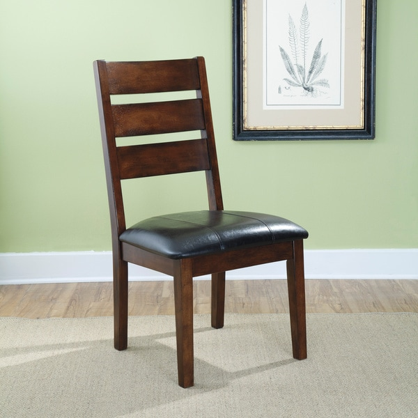 Elegant Black Brown Dining Chairs Signature Design Ashley Larchmont Dark Brown Dining Upholstered