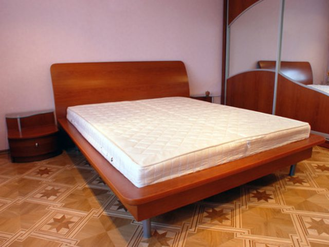 Elegant California King Mattress Frame How To Use A King Size Bed Frame Without A Box Spring Hunker