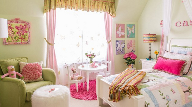 Elegant Chaise Lounge For Teenager Room 20 Examples Of Girls Bedroom Lounge Youd Die For Home Design Lover
