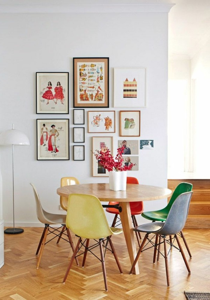Elegant Colored Chairs For Kitchen Colorful Kitchen What Advantages Has A Colorful Kitchen Design