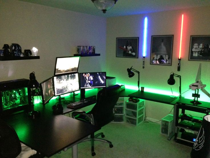 Elegant Computer Desk Setup Ideas Best 25 Computer Setup Ideas On Pinterest Gaming Computer Pc