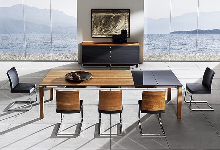 Elegant Contemporary Dining Table Dining Room Tables Splendid Factors For Selecting The Best