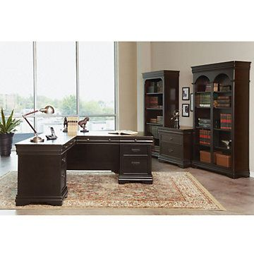 Elegant Dark Wood Desks For Home Office 141 Best Traditional Offices Images On Pinterest Traditional