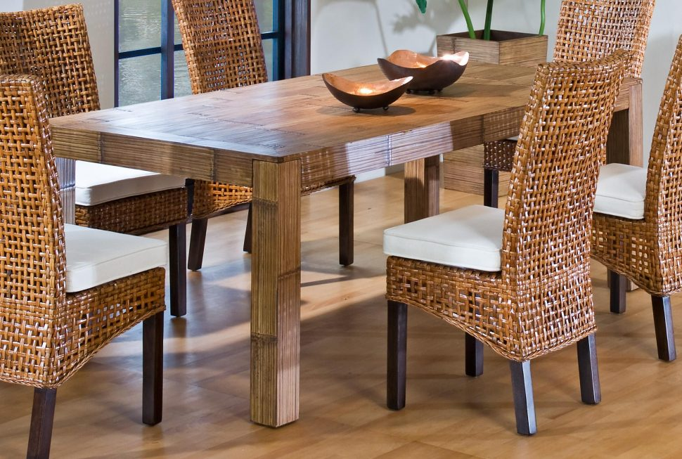 Elegant Dining Chairs For Less Dining Room White Rattan Dining Chairs Rattan Conservatory