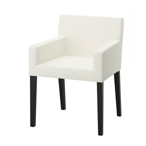 Elegant Dining Chairs With Arms Ikea Nils Armchair Ikea