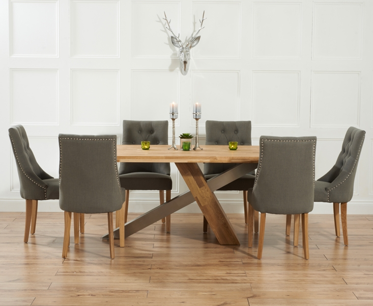 Elegant Dining Room Chairs With Studs Chairs Astonishing Grey Dining Chairs Grey Dining Chairs Grey