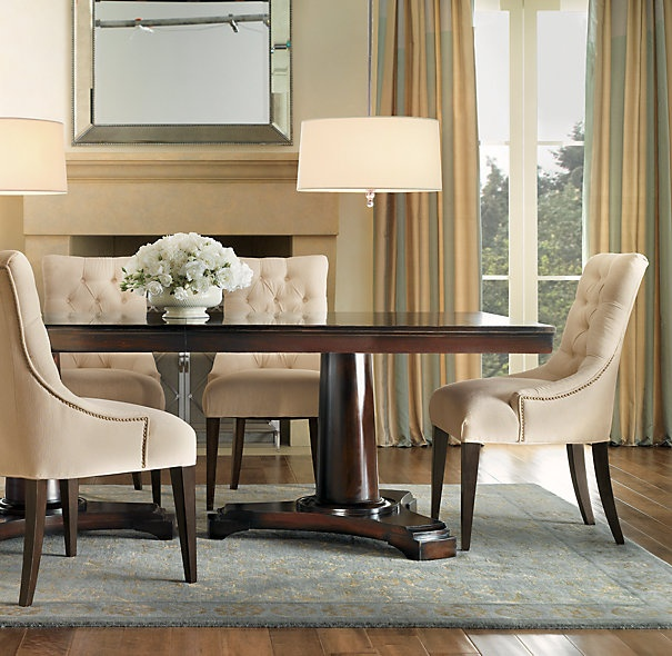 Elegant Dining Room Side Chairs With Arms 19 Best Dining Room Images On Pinterest Ethan Allen Dining Room