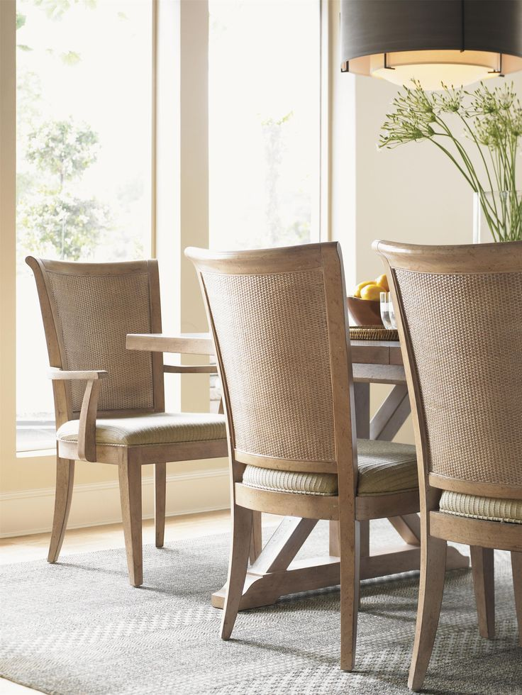 Elegant Dining Room Table Chairs With Arms 27 Best Dining Room Images On Pinterest Dining Rooms Side