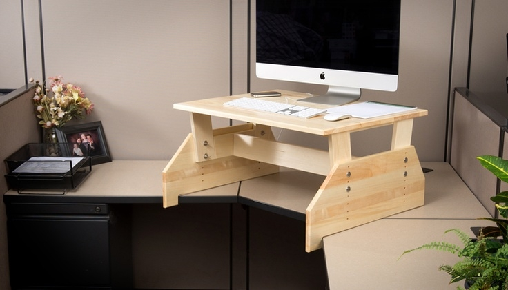 Elegant Diy Standing Desk Amazing Diy Standing Desk Conversion 17 Best Images About Stand Up