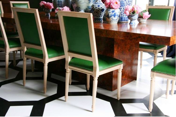 Elegant Green Dining Chairs Chairs Astounding Green Dining Room Chairs Green Dining Room