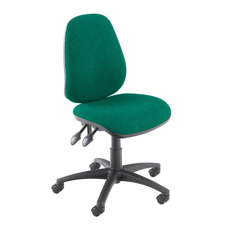 Elegant Green Office Chair Computer Chair 2 Lever