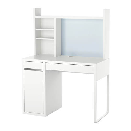 Elegant Ikea Computer Workstation Micke Workstation White Ikea