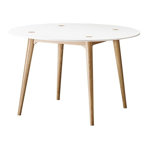 Elegant Ikea Round Dining Table Dining Tables Captivating Ikea Round Dining Table Designs White