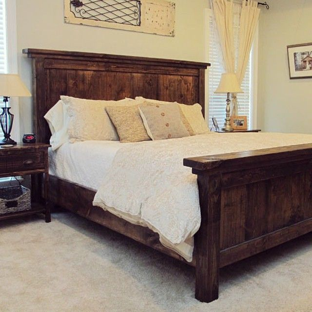Elegant King Size Headboard And Frame Our Favorite Diy Project To Date Our Handmade King Bed And Bedside