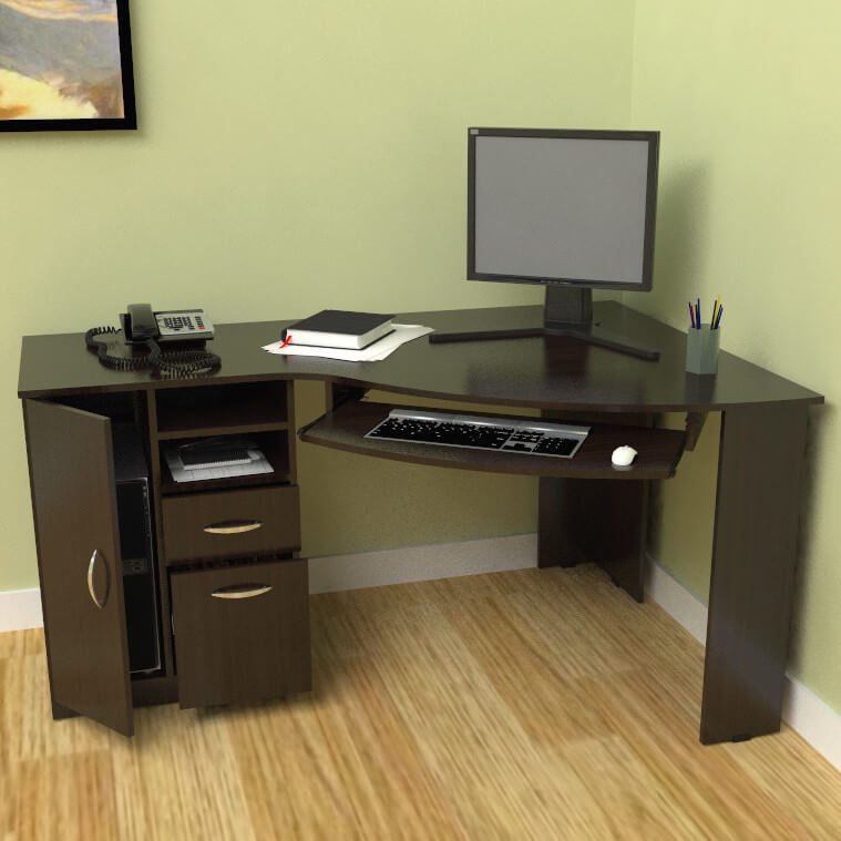 Elegant Large Computer Desks For Home 15 Different Types Of Desks Ultimate Desk Buying Guide
