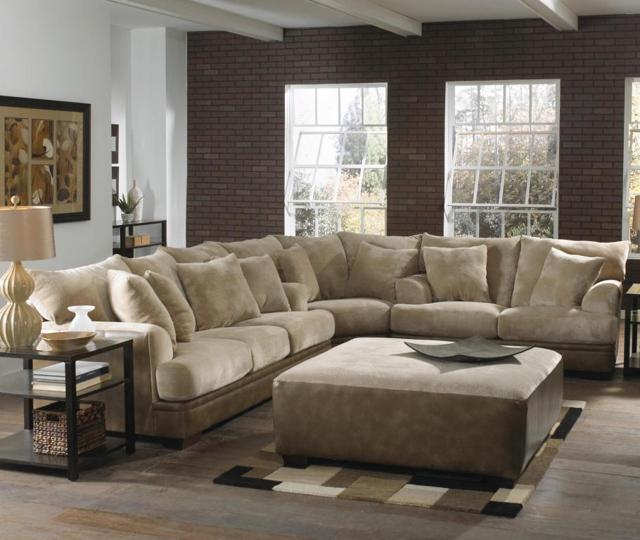 Elegant Large L Shaped Sectional Sofas Barkley Large L Shaped Sectional Sofa For Sale In Cleveland On English