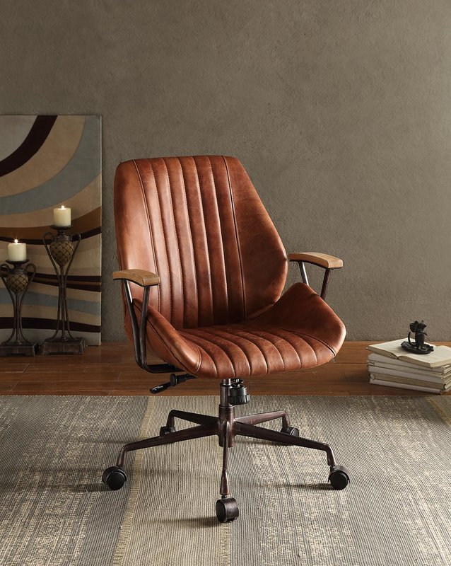 Elegant Leather Executive Chair Acme Furniture Hamilton Mid Back Leather Executive Chair Reviews
