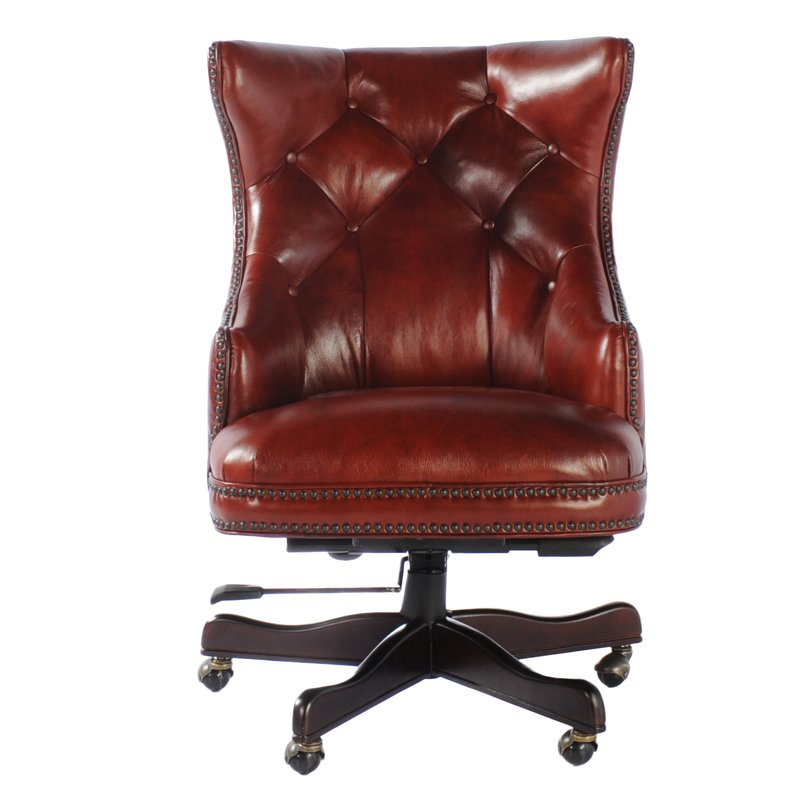 Elegant Leather Executive Chair Lazzaro Leather Obama Leather Executive Chair Reviews Wayfair