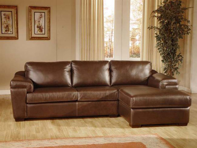 Elegant Leather Sofa With Chaise Lounge Living Room Incredible Collection In Leather Sofa With Chaise