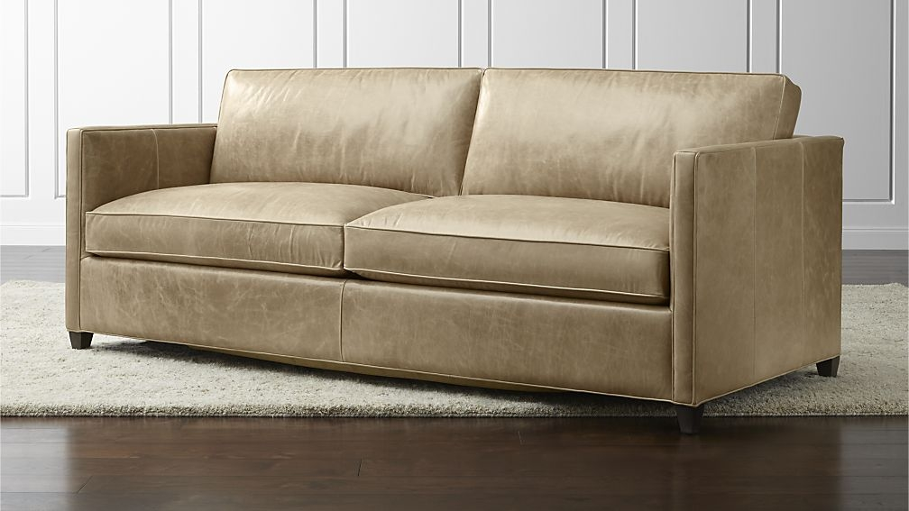 Elegant Light Tan Leather Couch 15 Collection Of Light Tan Leather Sofas