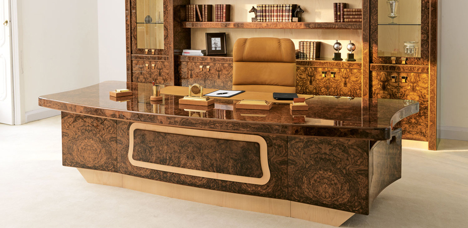 Elegant Luxury Office Desk Italian Luxury Executive And Presidential Office Desks Venus