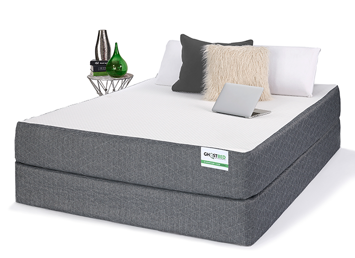 Elegant Mattress And Box Spring In One Ghostbed Foundation Product Page Ghostbed
