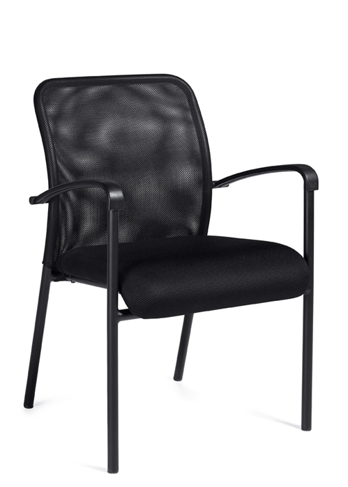 Elegant Mesh Back Office Chair Offices To Go 11760b Mesh Back Guest Chair Office Furniture Today
