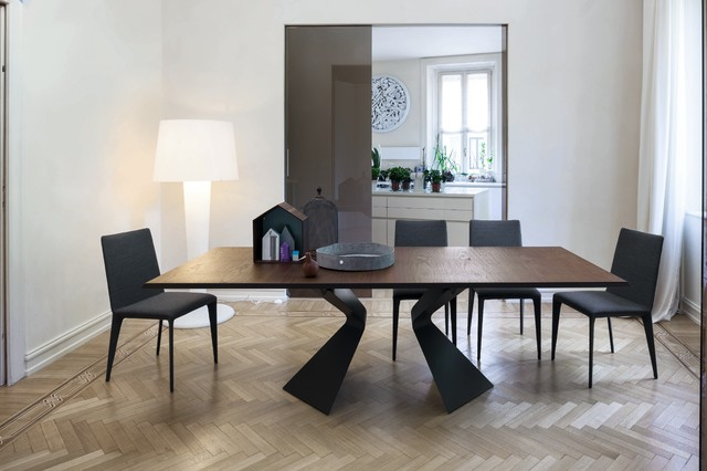 Elegant Modern Contemporary Dining Table Alluring Ultra Modern Dining Room Tables Black Modern Dining Table