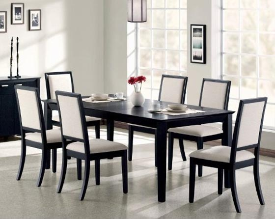 Elegant Modern Dining Furniture Sets Inspiration Of Modern Dining Table Sets And Lovely Decoration