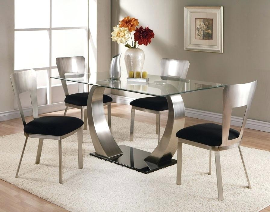Elegant Modern Rectangular Dining Table Modern Rectangular Dining Table Mitventuresco