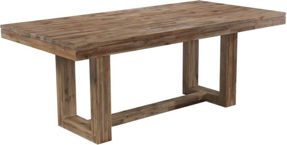 Elegant Modern Rectangular Dining Table Waverly Modern Rectangular Dining Table Buy In Gallatin On English